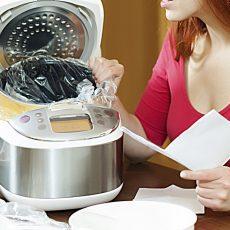 Как убрать запах в мультиварке в домашних условиях?