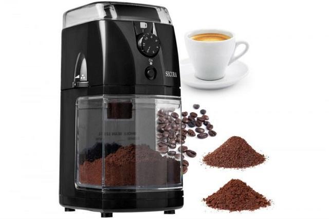 Как выбрать кофемолку электрическую для дома?