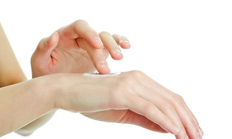 Крем для бритья рук