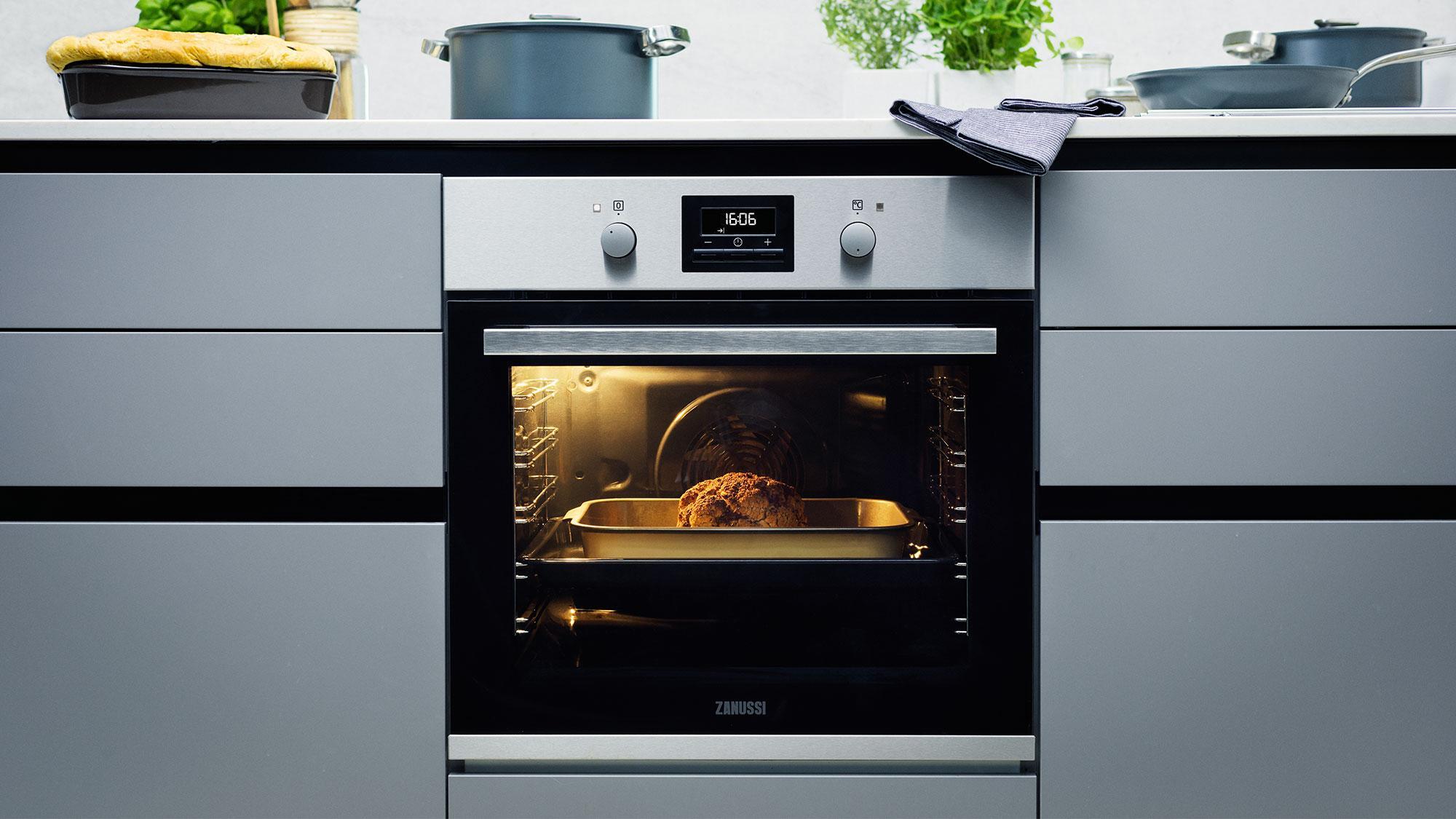 Что означают значки на духовке?