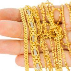 Как почистить золотую цепочку в домашних условиях быстро и эффективно?