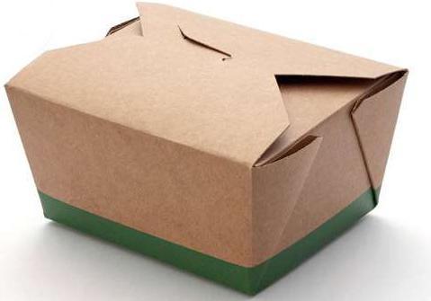Упаковочный пищевой материал
