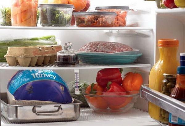 Как хранить фарш в холодильнике?