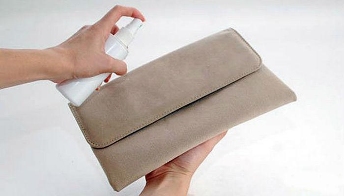 Как почистить замшевую сумку в домашних условиях?