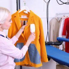 Как погладить пальто в домашних условиях обычным утюгом?